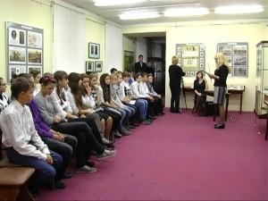 Юрга, ЮГС: Выставка к 200-летию Бородинского сражения