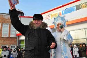 Юрга, ЮГС: Итоги акции «К морю от «О'кей» за 1000 рублей»