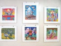 Конкурсы для детей по изобразительному искусству