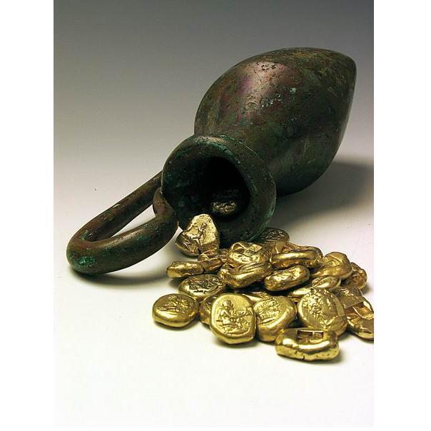 Киевляне занялись поиском кладов - археология и кладоискател.