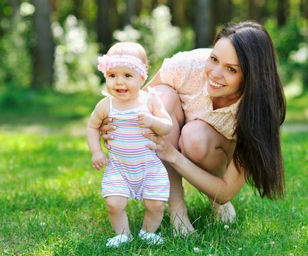 фото с мамочкой