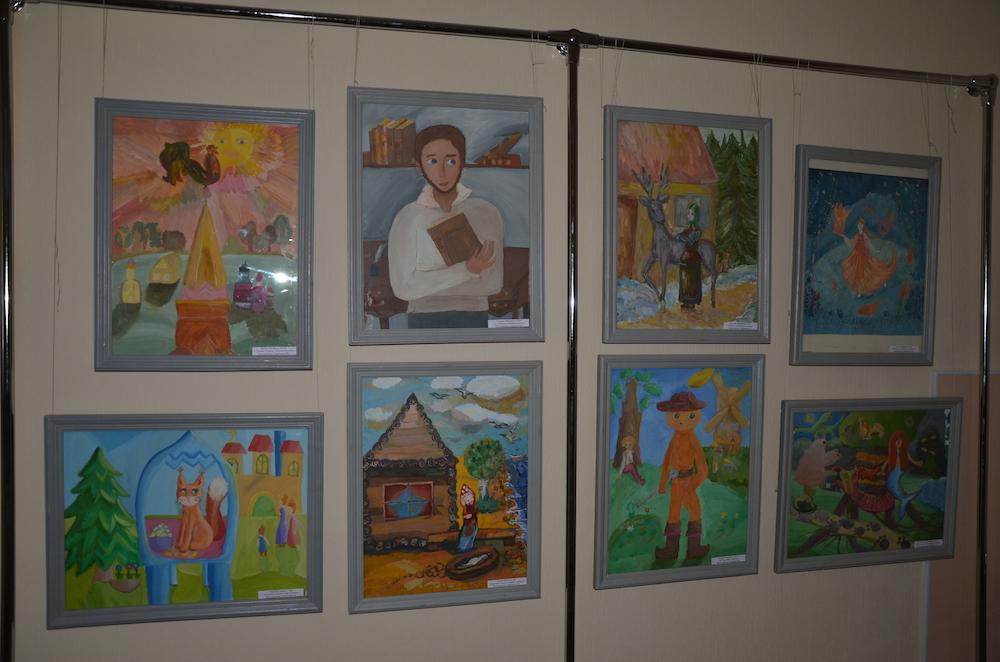 Художественные детские конкурсы и выставки в